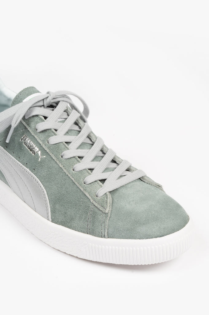 PUMA SUEDE VTG MADE IN JAPAN SILVER PACK GRAY