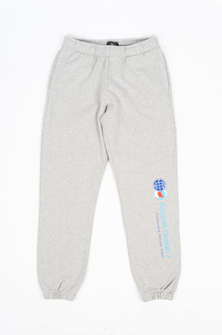 RASSVET MENS STREAM 7 SWEATPANT MELANGE GREY