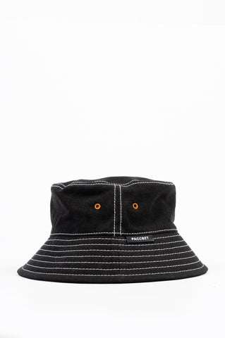 RASSVET 7 BUCKET HAT BLACK