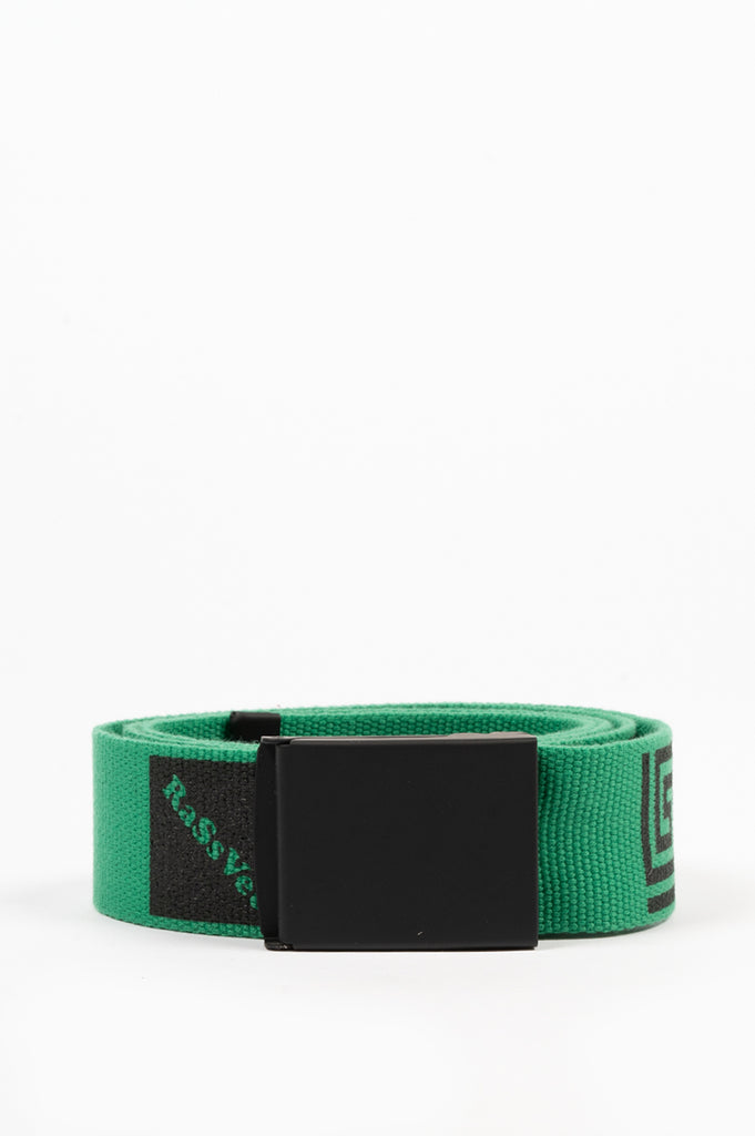 RASSVET 7 BELT GREEN