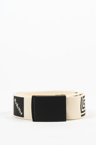 RASSVET 7 BELT WHITE