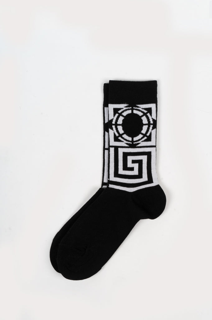 RASSVET 7 SPORT SOCKS BLACK