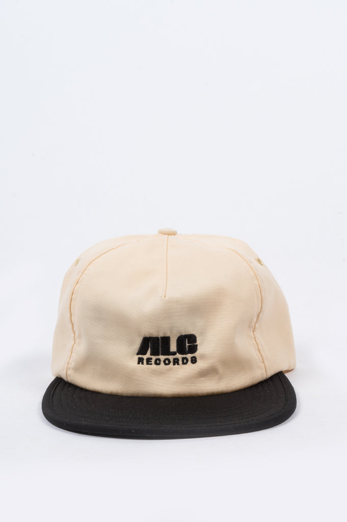 REAL BAD MAN X ALCHEMIST WASHED OUT 6 PANEL HAT PEACH BLACK - BLENDS