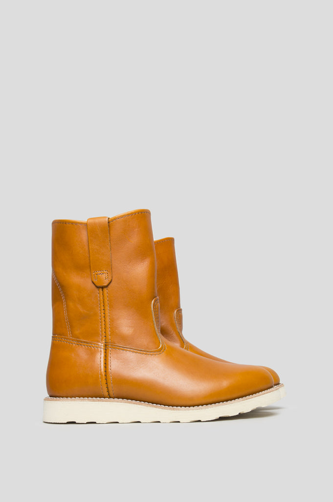 "RED WING 9"" PECOS GOLD RUSSET - BLENDS"