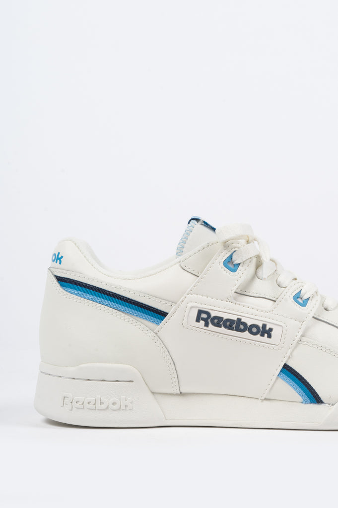 REEBOK CLASSIC WORKOUT PLUS CHALK - BLENDS
