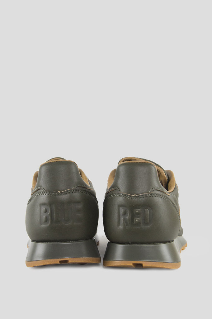 REEBOK X KENDRICK LAMAR CL LEATHER LUX OLIVE NIGHT GUM - BLENDS