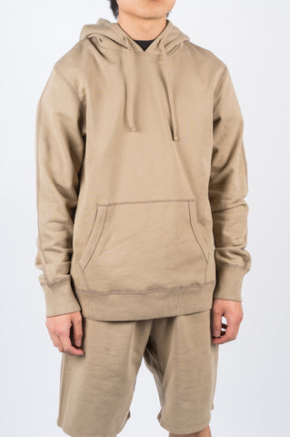 REIGNING CHAMP PULLOVER HOODY KHAKI - BLENDS