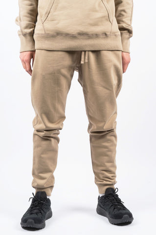 REIGNING CHAMP SLIM SWEATPANT KHAKI - BLENDS