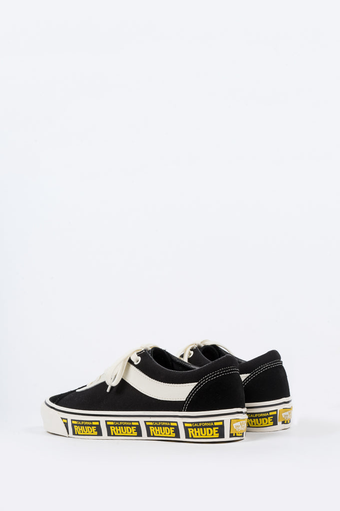 VANS X RHUDE BOLD NI BLACK - BLENDS