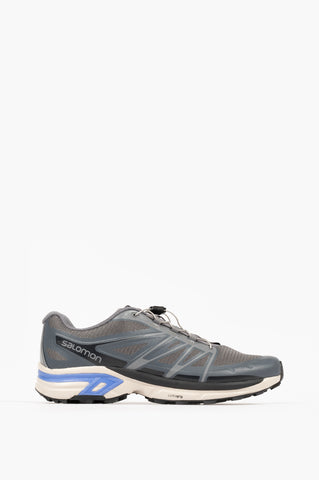 SALOMON XT-WINGS 2 ADVANCED QUIET SHADE SILVER CLOUD