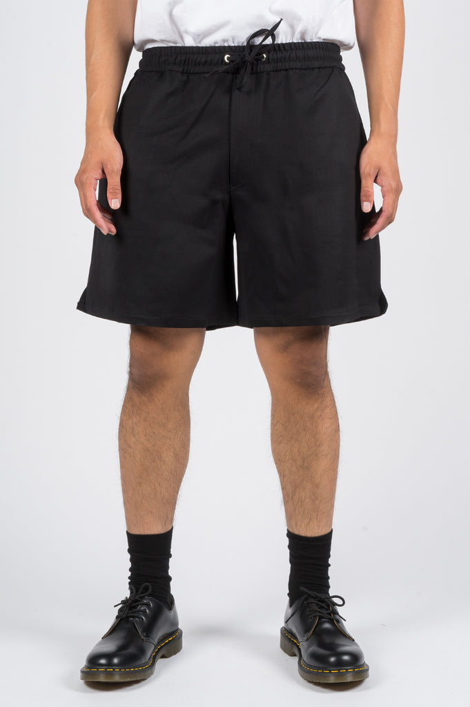 SECOND LAYER BOXER SHORT BLACK
