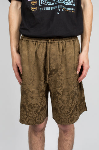 SECOND LAYER BOXER SHORT DARK GOLD - BLENDS