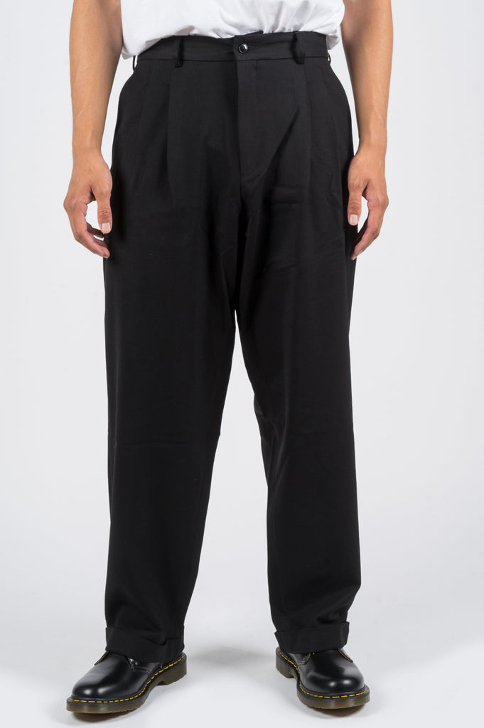 SECOND LAYER COVINA TROUSER BLACK