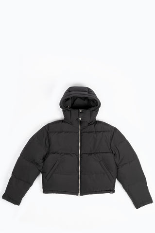 SECOND LAYER CORTO DOWN PUFFER BLACK