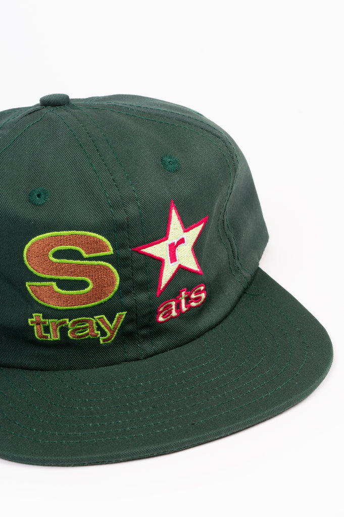 STRAY RATS S STAR HAT GREEN