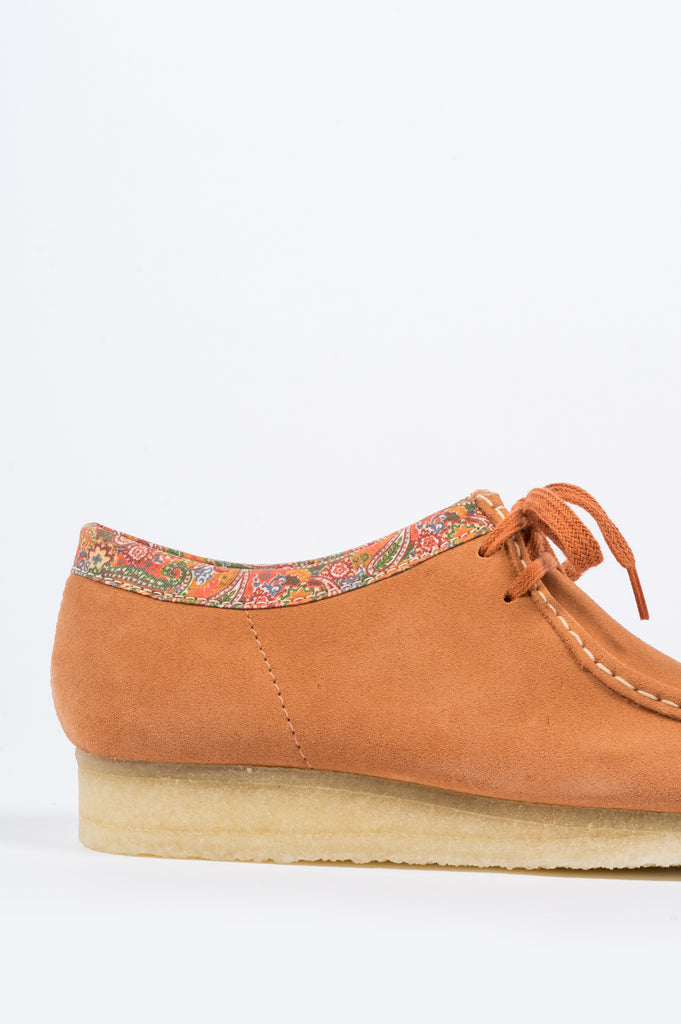 CLARKS X STUSSY WALLABEE RUST - BLENDS