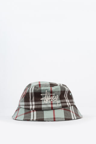 BIG LOGO MADRA BUCKET HAT MINT