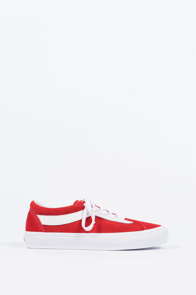 VANS BOLD NI NEW ISSUE RACING RED - BLENDS