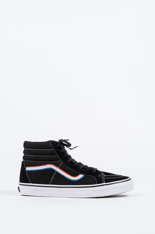 BLENDS X VANS VAULT X BORN FREE SK8 HI REISSUE LX BLACK - BLENDS