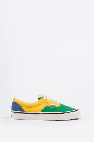 VANS ANAHEIM FACTORY ERA 95 DX OG EMERALD - BLENDS