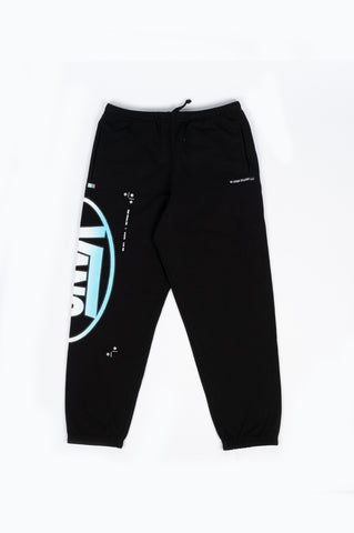 VANS VAULT LQQK SWEAT PANT BLACK