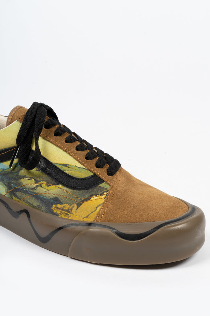VANS OLD SKOOL TWIST (MOMA) SALVADOR DALI