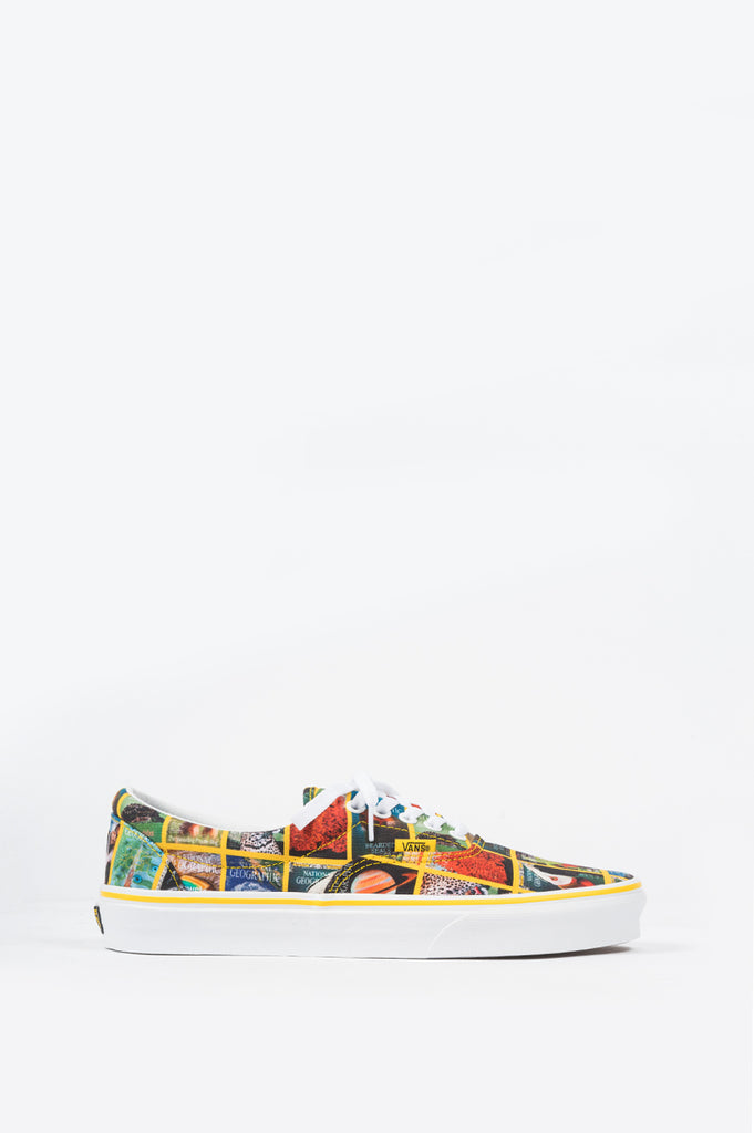 VANS X NATIONAL GEOGRAPHIC ERA COVERS MULTI