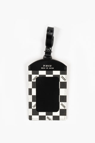 VANS VAULT X PORTER LUGGAGE TAG CHECKERBOARD