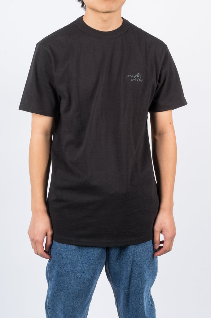 VANS VAULT X JIM GOLDBERG RBW TSHIRT BLACK - BLENDS