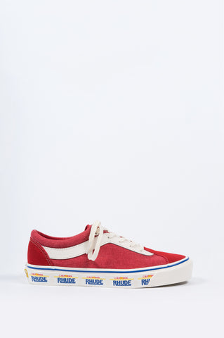 VANS X RHUDE BOLD NI RED - BLENDS