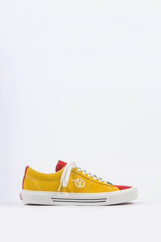 VANS ANAHEIM FACTORY SID DX OG YELLOW OG RED OG EMERALD - BLENDS