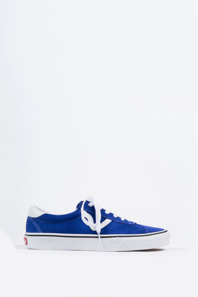 VANS SPORT SUEDE SURF THE WEB BLUE - BLENDS
