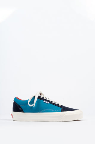 VANS VAULT OLD SKOOL NS OG LX PARISIAN BLUE
