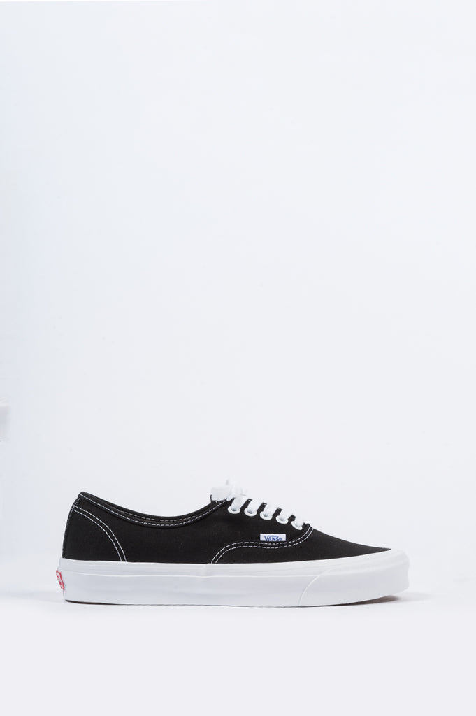 VANS VAULT OG AUTHENTIC LX CLASSIC BLACK - BLENDS