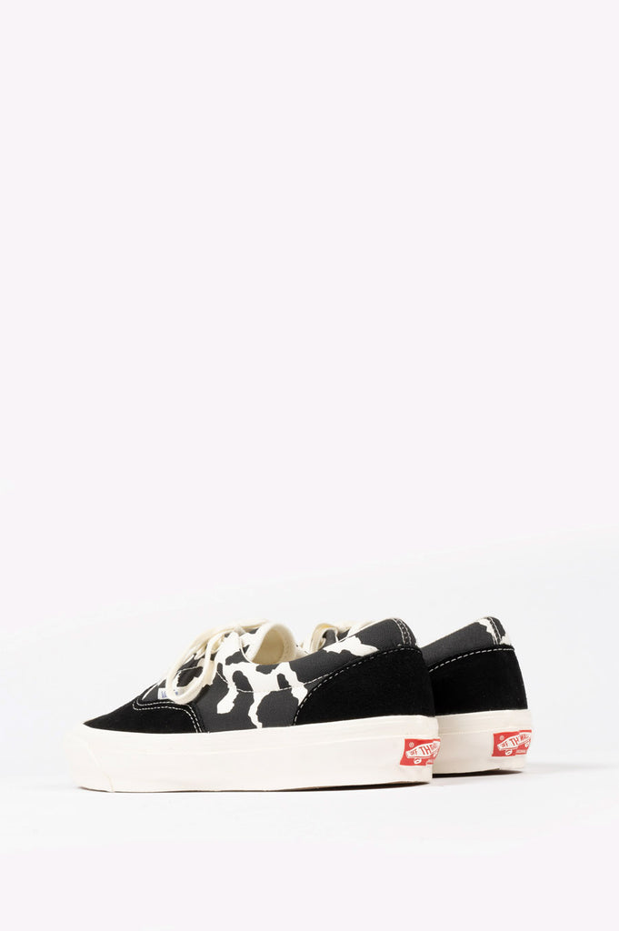 VANS VAULT OG ERA LX COW BLACK MARSHMALLOW