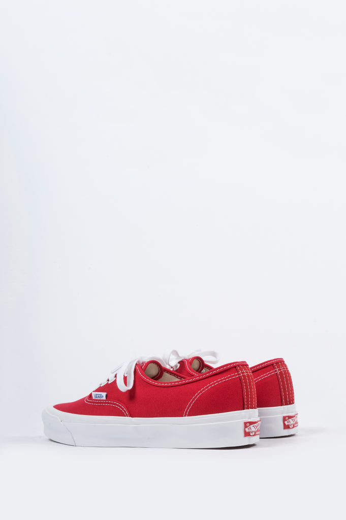 VANS VAULT OG AUTHENTIC LX RED - BLENDS