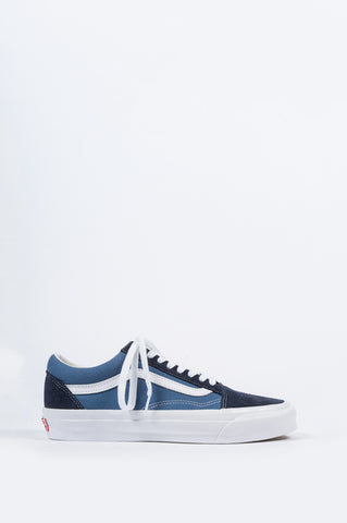 VANS VAULT OG OLD SKOOL LX NAVY - BLENDS