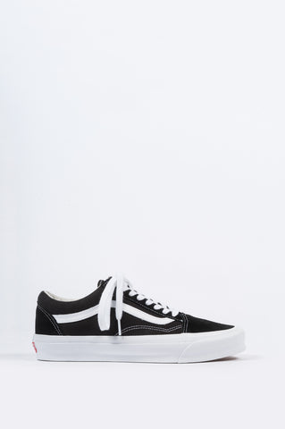 VANS VAULT OG OLD SKOOL LX BLACK - BLENDS