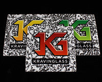 KravinGlass Sticker Pack