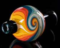 Mitchell Glass XL Linework Bubble Cap