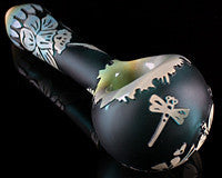 Liberty 503 Blasted Dragon Fly Pipe