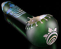 Liberty 503 Blasted Abstract Art Pipe