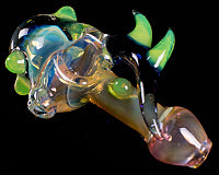 Catfish Honeycomb Fumework Pipe