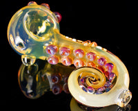 AP Color Changing Fume Tentacle Pipe
