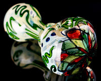 High Noon Stained Glass Fumework Pipe