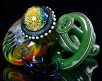 Dina K Dichro Double Layer Freestyle Pipe
