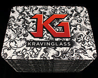 KG Limited Edition Glass Mat #1
