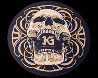 "KG 8"" Round Limited Edition Mat #7"