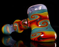 Mitchell Glass Southwest Linework Hammer