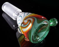 Mitchell Glass 14mm Linework Slide